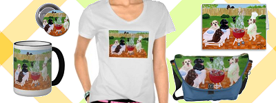 Whimsical Labrador Retriever Products
