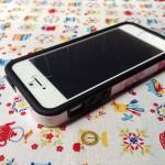 CasemateのiPhone5ケース装着画像