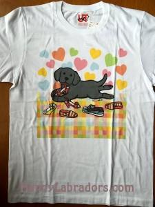 ラブラドールのTシャツ男性用(UTme!) by ハッピーラブラドールズ