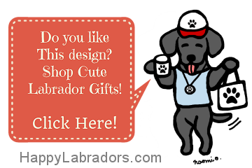 Ginger Bread Labradors Christmas Gifts