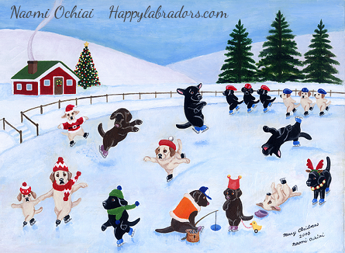 Christmas Painting Pictures