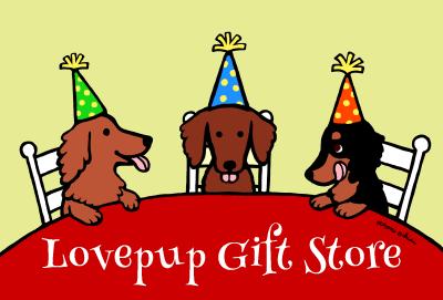 LovePups Gift Shop