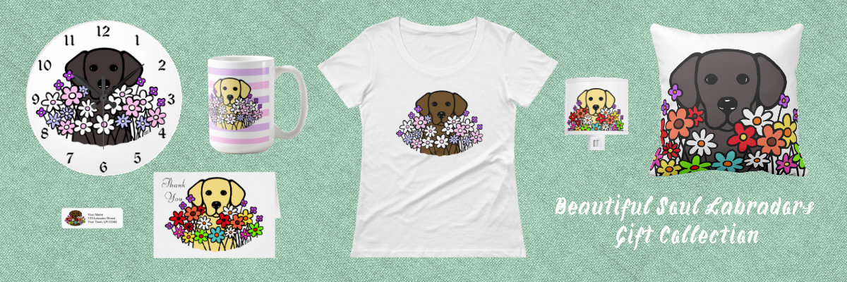 Beautiful Soul Labrador Retriever Gift Collection @zazzle