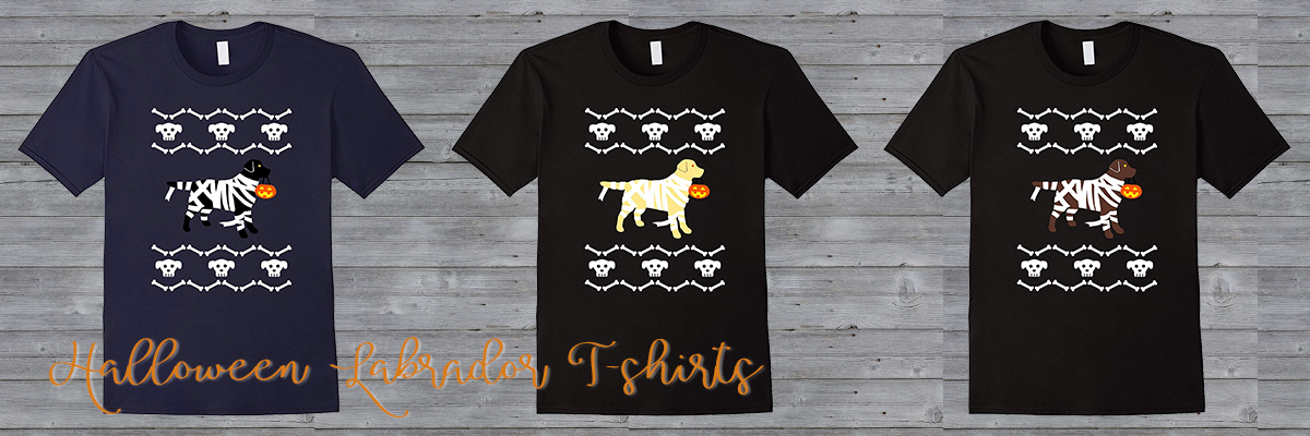 Happy Labrador Mummy T-shirts by HappyLabradors @amazon